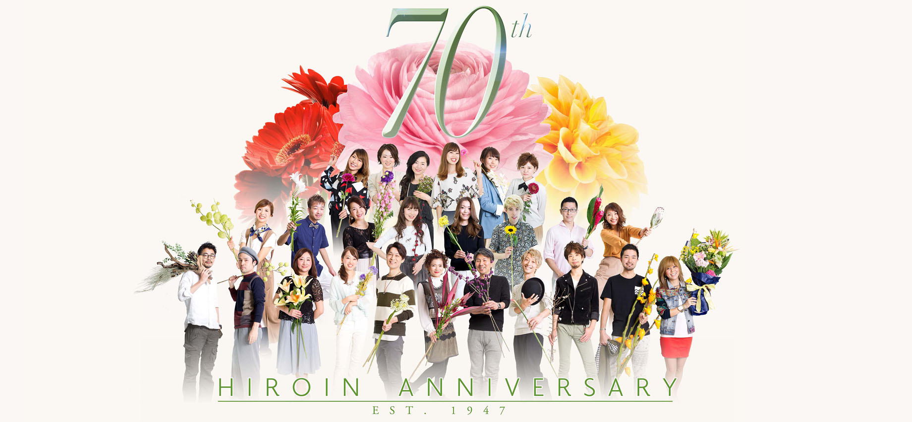HIROIN website banner anniv